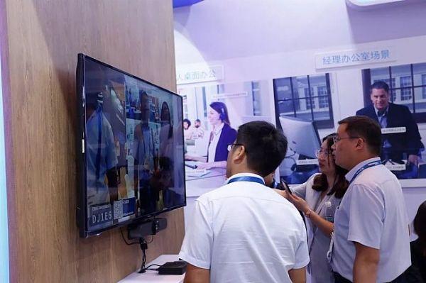 """罗技InfoComm China 2019完美演绎智能视频会议""""云+端"""""""