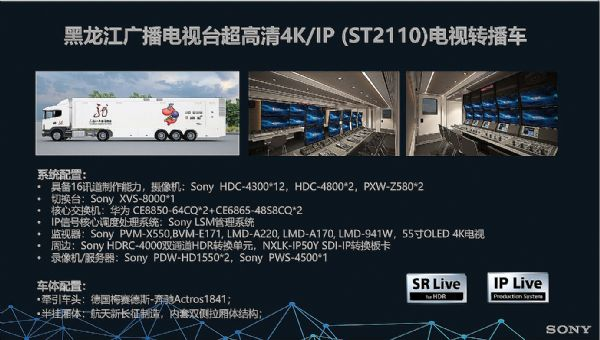 """""""践行4K,蓄势8K""""——索尼将携4K新品与8K新技术重磅亮相BIRTV2019"""