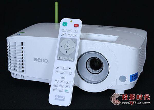 1080P全高清智能宽屏 明基E580T商务投影仪评测试用