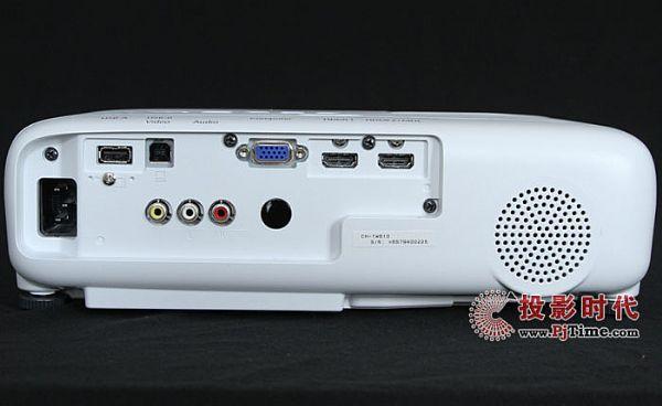 爱普生CH-TW610家用投影机评测_外观