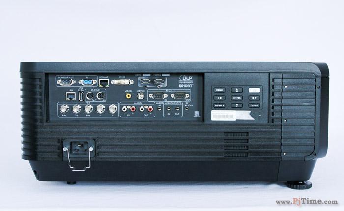 明基激光工程投影机LU9245外观介绍