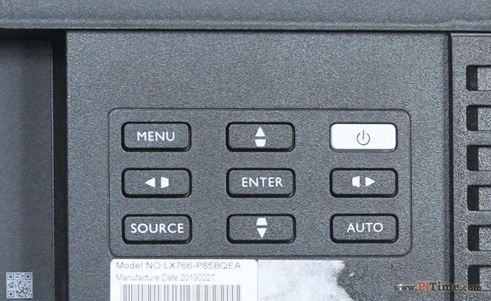 明基激光工程投影机LU9245细节点评