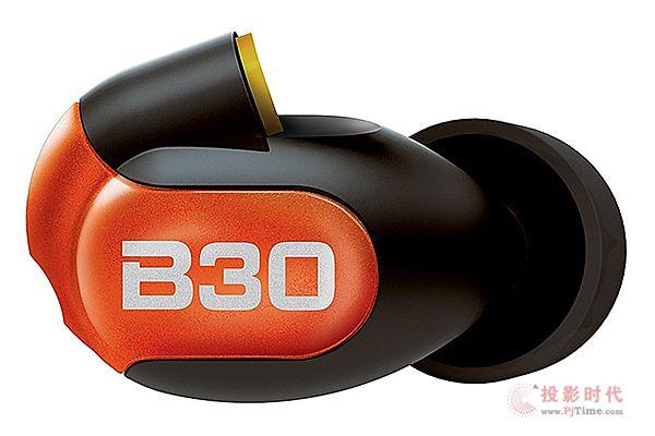 为流行乐爱好者打造:Westone B30入耳式耳机