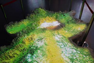 用影像重新认识自然,明基激光工程投影机走进世园会