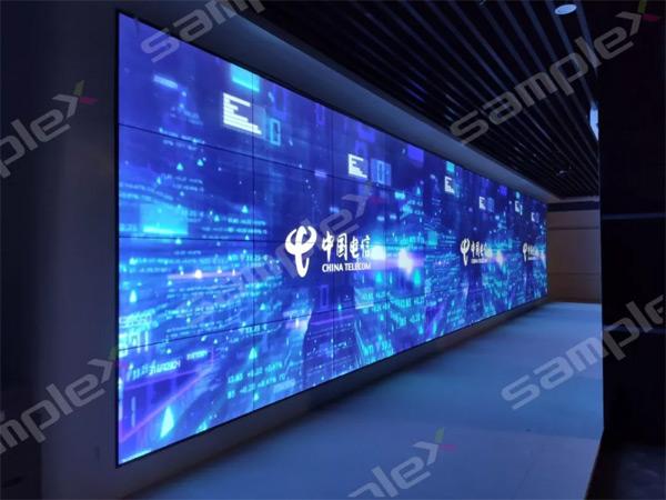 """""""未来智慧,一幕了然""""赛普科技助力咸阳电信布局5G智慧体验馆"""