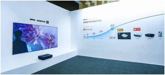 细绣真色彩 匠造好时光 明基BenQ激光电视i960L/i965L大美上市