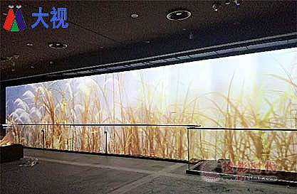 大视电子服务于二里头夏都遗址博物馆