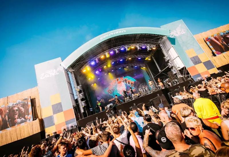 2019荷兰Strandfestival海滩音乐节