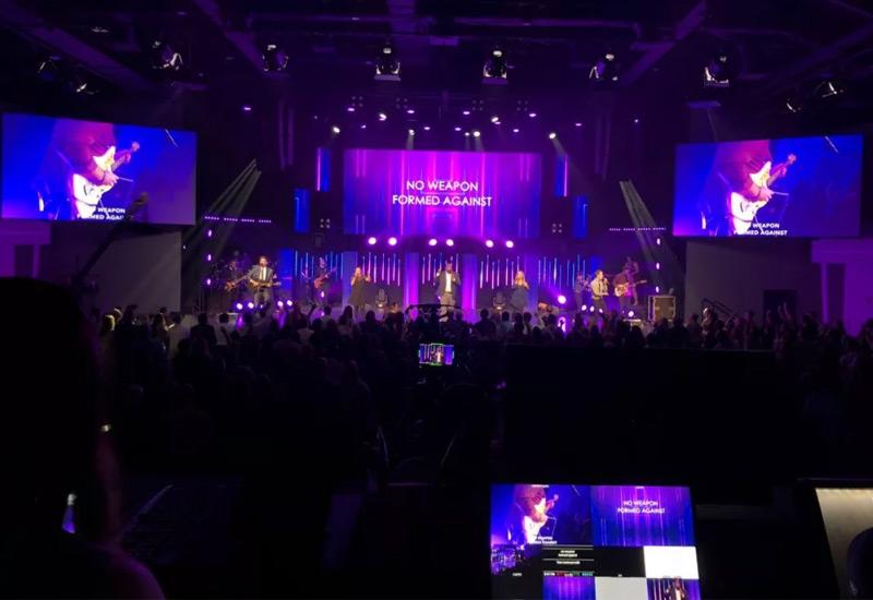 2019美国佛罗里达州奥兰多市行动教堂
