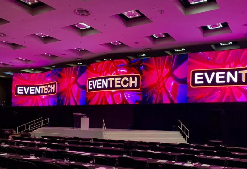 2019南非某客户EVENTECH活动