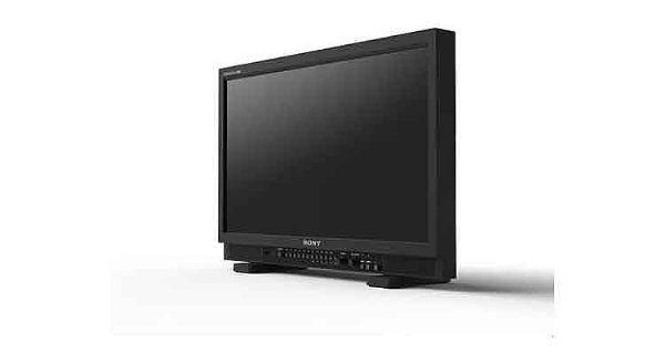索尼宣布即将发布4K LCD专业图形监视器