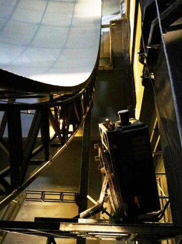 实力演绎|NEC双色激光投影强力助阵延安飞行影院