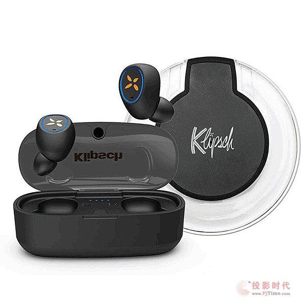 轻巧酷炫:Klipsch S1真无线蓝牙耳机