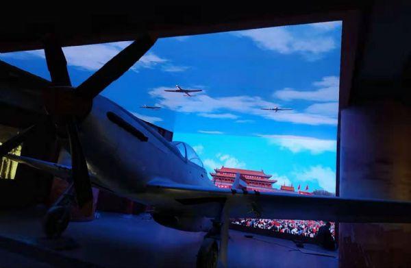 献礼中国空军成立70周年,洲明带你重温人民空军光荣历史
