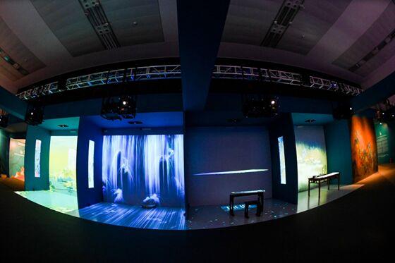 庆贺澳门回归20周年 NEC助力凤凰《千里江山图3.0》盛大开展