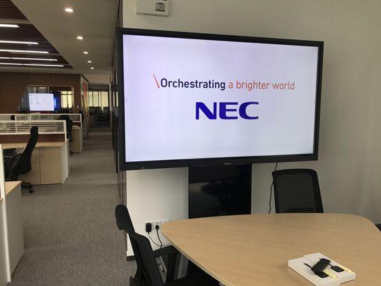 会议平板怎么选?中国人保4招选定NETRIX