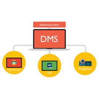 趁寒假升级改造多媒体设备?明基DMS设备管理系统助学校一臂之力
