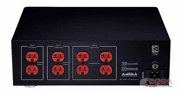 满载可输出5000瓦:Keces BP-5000隔离电源供应器
