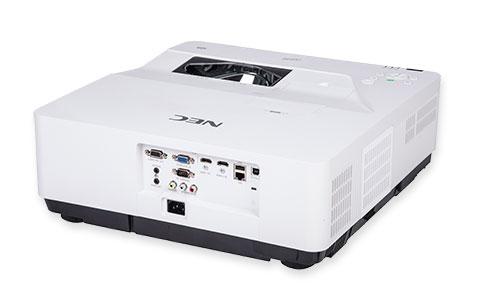 NEC推出HLD LED光源新款超短焦投影机