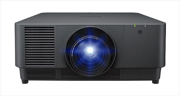 索尼推出6款激光投影机新品