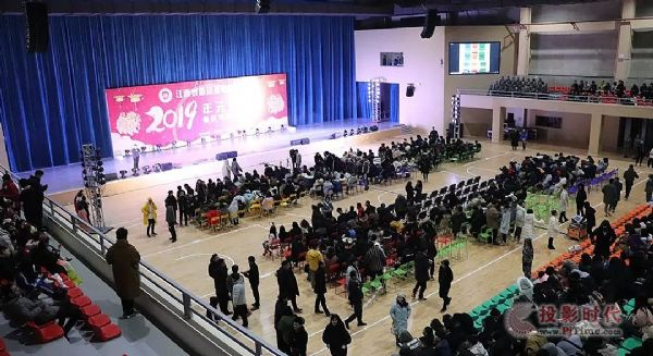 江西泰豪动漫学院-多媒体实训中心