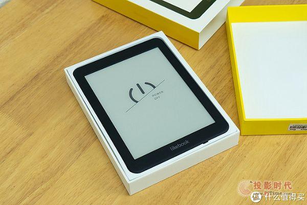 博阅likebook Mars开箱!为了吃泡面更香,安卓电纸书评测购买推荐 电子墨水阅读器 第4张