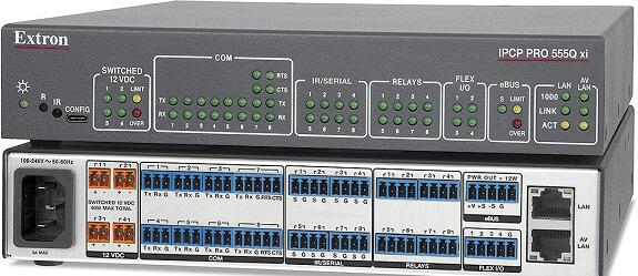 Extron 新一代视音频控制处理器