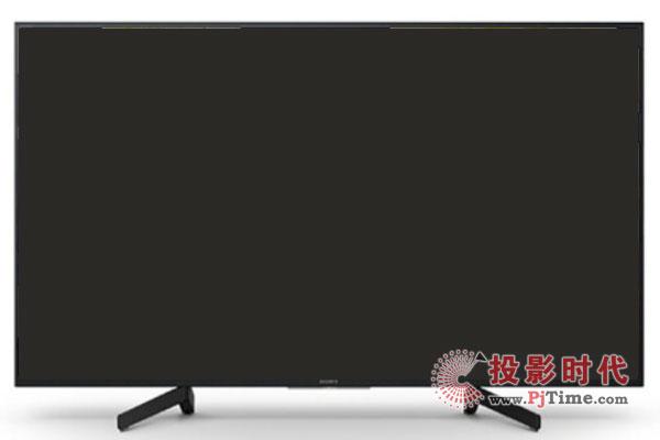 索尼KD-55X8000G电视