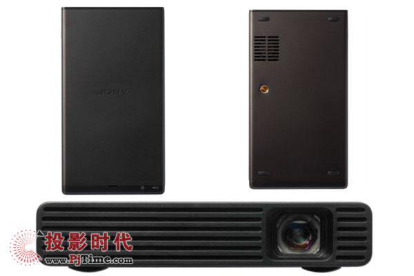 索尼MP-CD1微型投影机