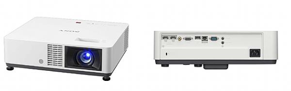 索尼推出两款5000lm新型号激光投影机