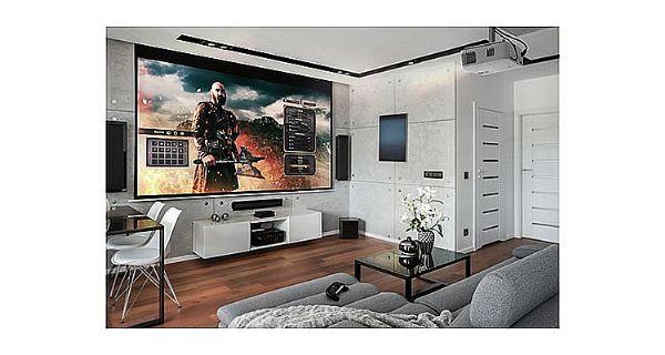 奥图码推出UHD50X DLP HDR10家庭影院和游戏投影机