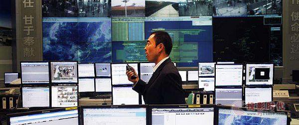 高清混合矩阵助力首都机场安全管理系统