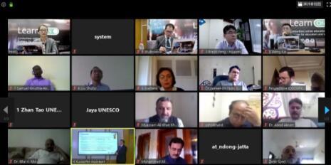 华为联合UNESCO IITE和ICHEI举办高校在线教育论坛,践行Learn ON行动计划