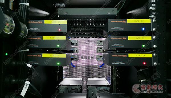 光纤KVM坐席系统