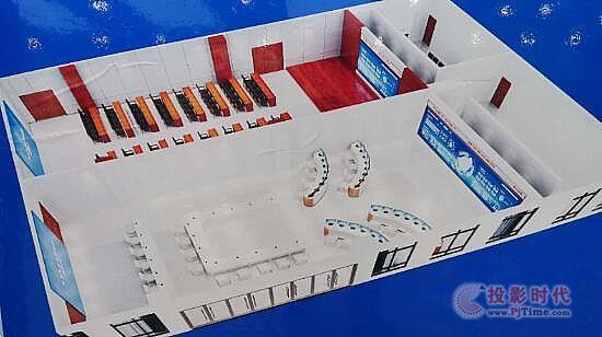 凯新创达E系列矩阵助力某市应急指挥中心建设!