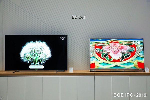 BOE(京东方)BD Cell获SID年度最佳显示产品奖