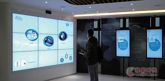 调度中心设计可以这么高大上!仙视液晶拼接屏方寸之间尽显惊艳视界