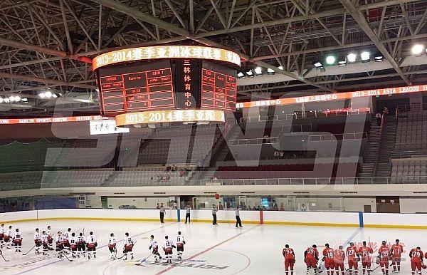 上海三林体育中心斗型屏