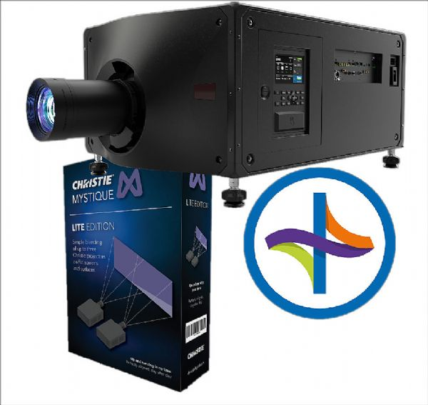 新品上市 | 当RGB纯激光投影机遭遇数字化升级