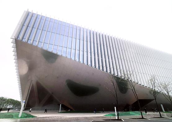 影院级视觉享受 走进腾讯北京总部大楼高端视听室