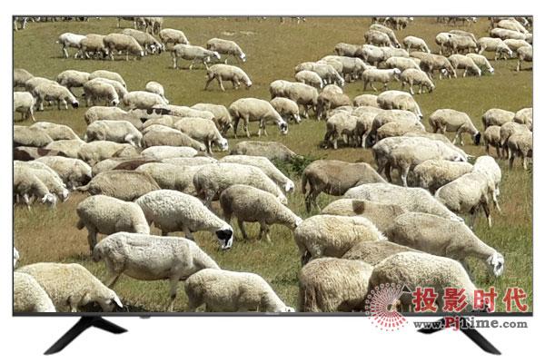 海信H55E3A电视