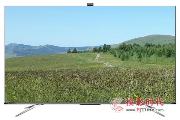 海信55E8D电视
