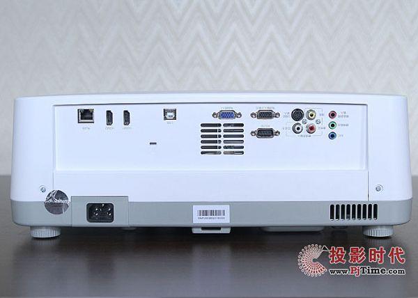 商务教学好帮手 索诺克SNP-UW380C激光短焦投影仪评测