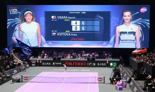 2019·WTA年终总决赛