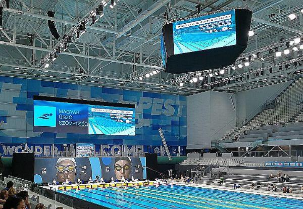 2017·布达佩斯世界游泳锦标赛