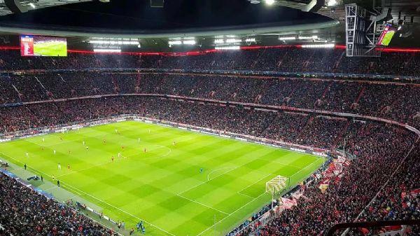 德甲拜仁慕尼黑主场·安联球场