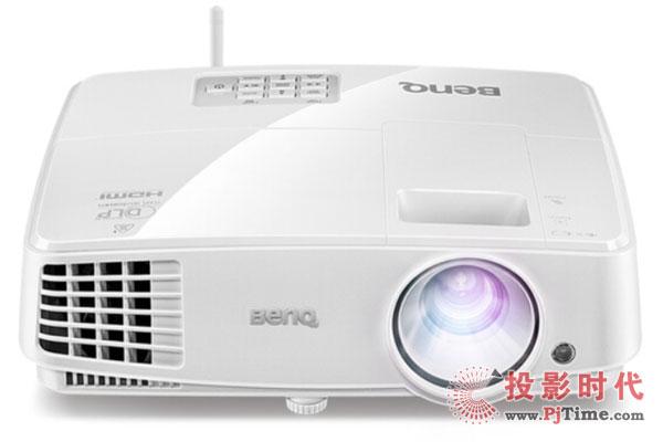 明基E500JD智能商务投影机