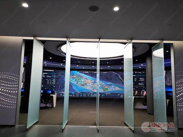数字技术牵引城市发展,MediaComm美凯构建江门人才岛智慧城市展示中心