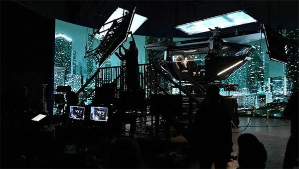 美剧《西部世界》虚拟场景制作