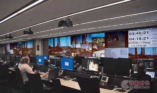 Extron的QuantumUltra610拼接墙处理器助美国联合发射联盟